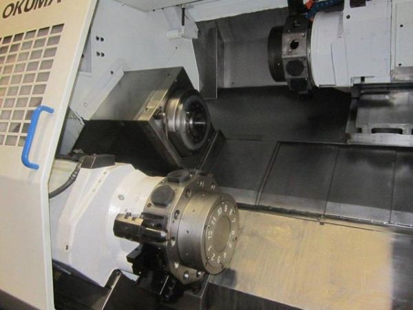 2000 OKUMA LT-25