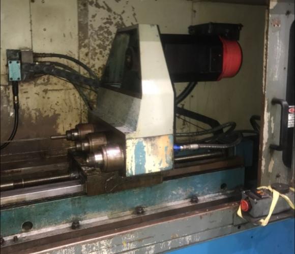 MOLLART Omnisprint 3 SPINDLE CNC Gun Drill