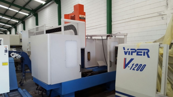 1994 MAZAK MTV-515/50 - Vertical Machining Center