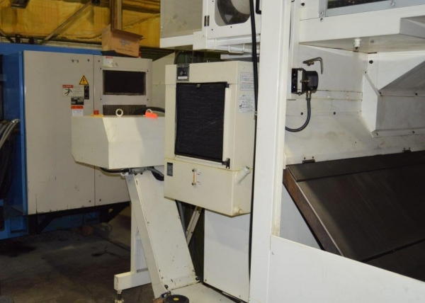 1996 MORI SEIKI SV-50 - Vertical Machining Center