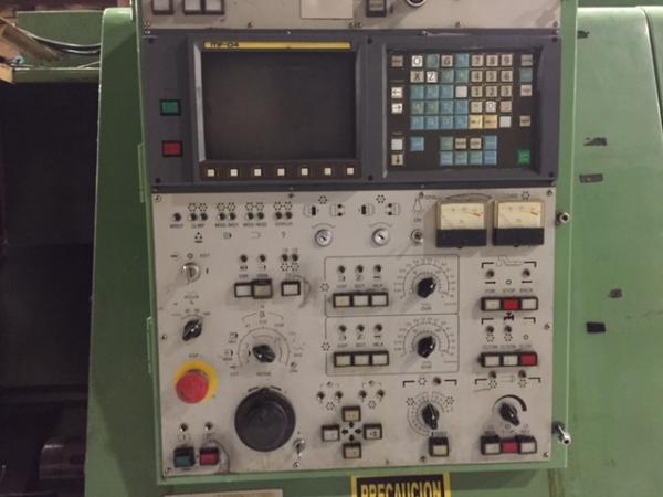 1991 MORI SEIKI ZL-15 SMC