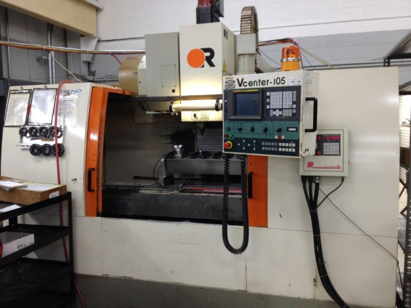 2000 VICTOR V-Center 105 - Vertical Machining Center