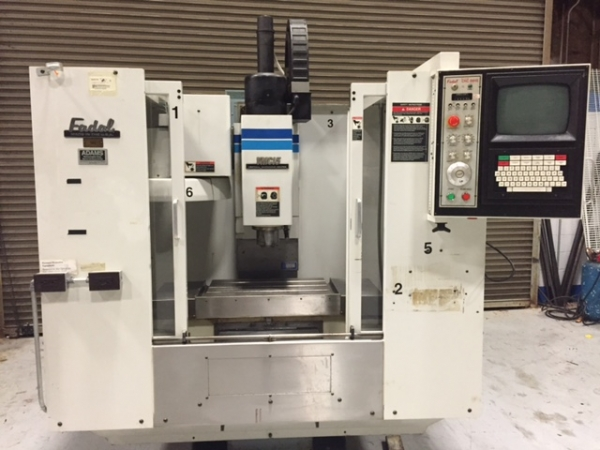 1998 FADAL VMC-15 - Vertical Machining Center
