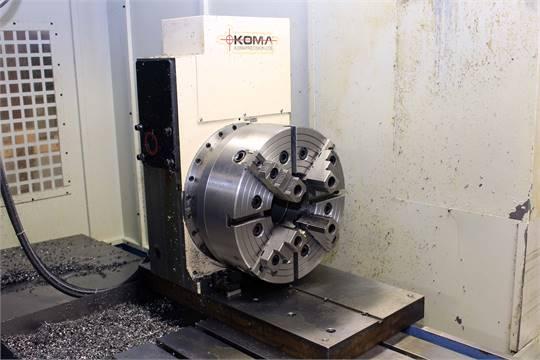 2012 DAH LIH HC-2000 - Horizontal Machining Center
