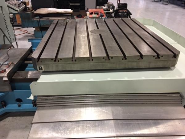 2005 FEMCO BMC-110R2 - CNC Horizontal Boring Mill