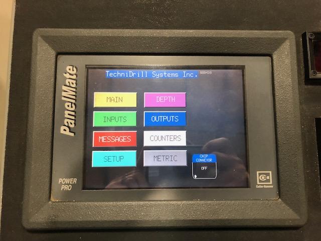 2008 TECHNIDRILL 500-5-12-1 PLC - UNUSED