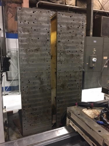 None Welded Angle Plates - 24