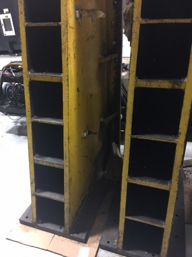 Welded Angle Plates - 24