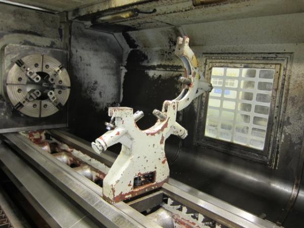 2006 SUNFIRM CST 42240 CNC Flatbed Lathe