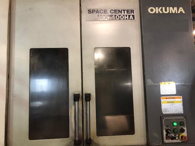 2005 OKUMA MA-400HA - CNC Horizontal Machining Center