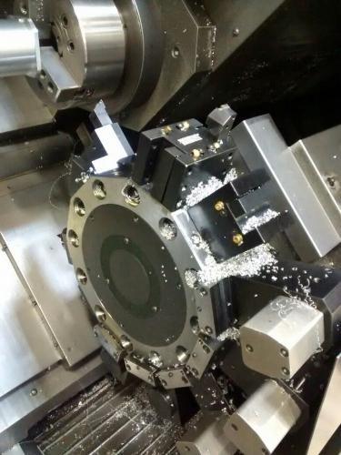 2003 MORI SEIKI ZT-2500Y CNC Lathe - Sub Spindle, Twin Turret, Milling &