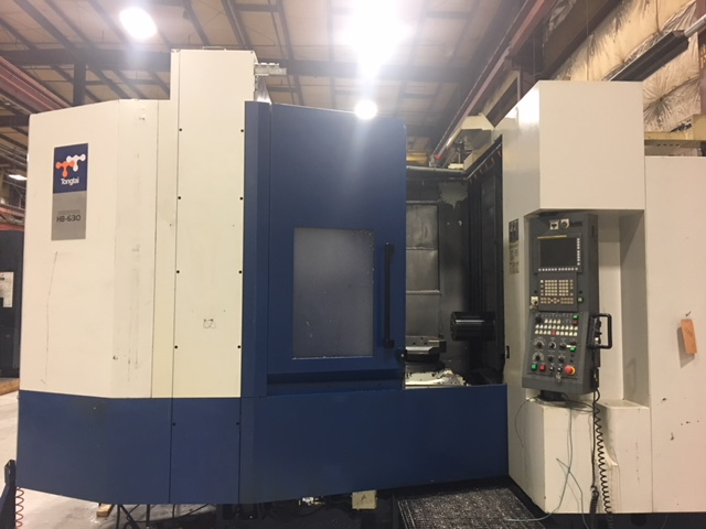 2012 TONGTAI HB-630 - Horizontal Machining Center