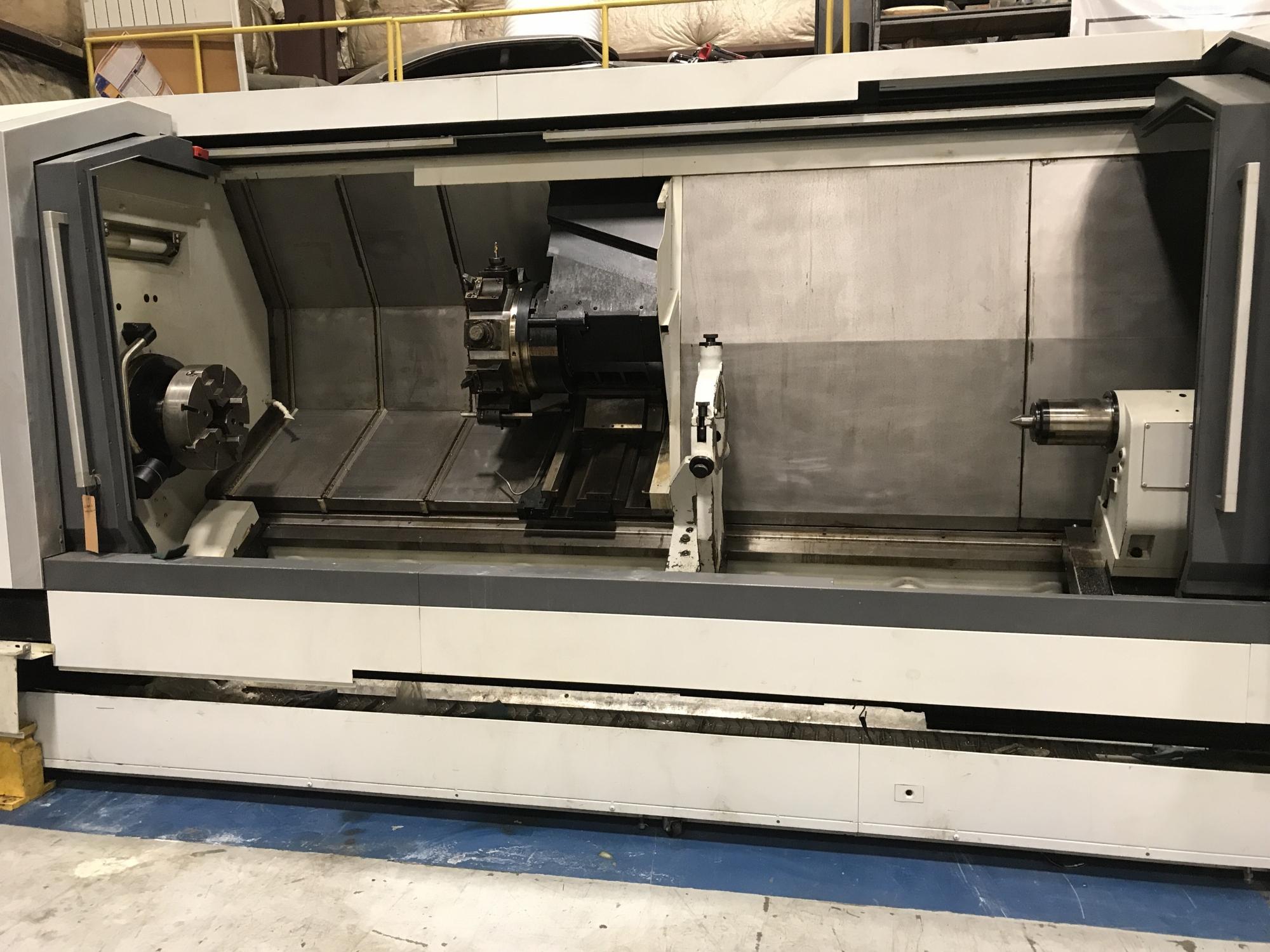 2012 MORI SEIKI NL3000Y/3000 - CNC Horizontal Lathe
