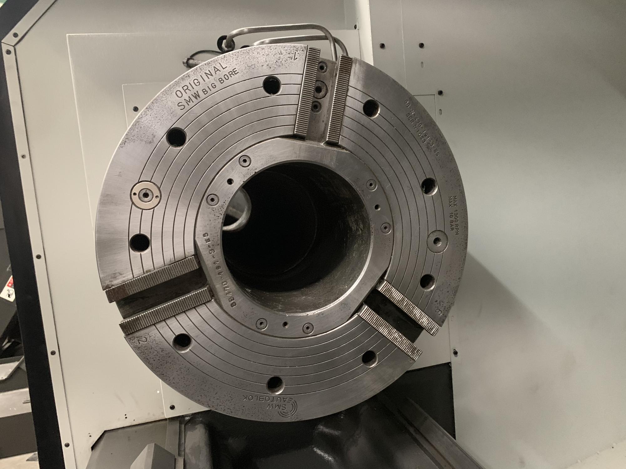 2012 HANKOOK Proturn 60B - CNC Horizontal Lathe