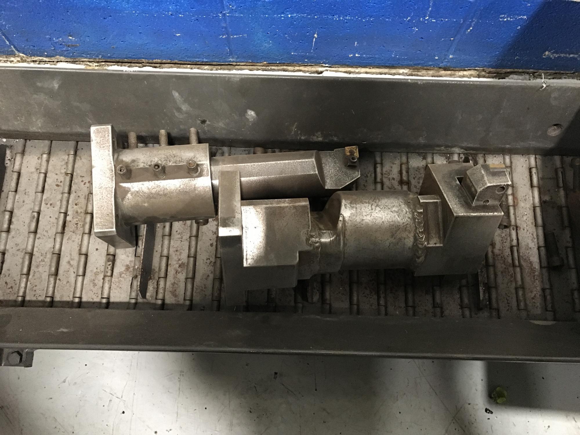 2012 HANKOOK Protec 9NC - CNC Horizontal Lathe