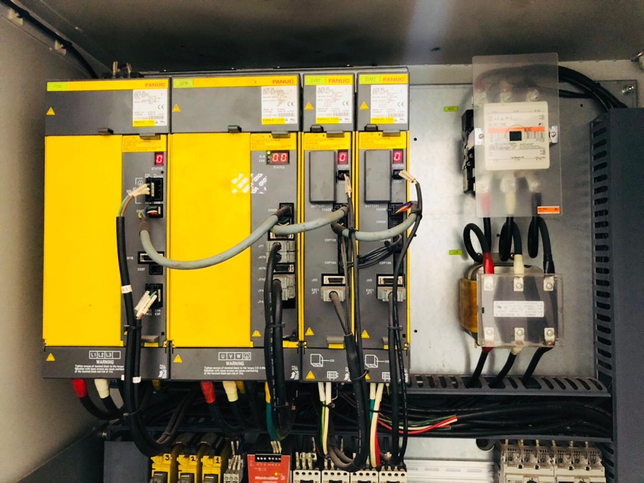 2012 HANKOOK Protec 9NB - CNC Horizontal Lathe