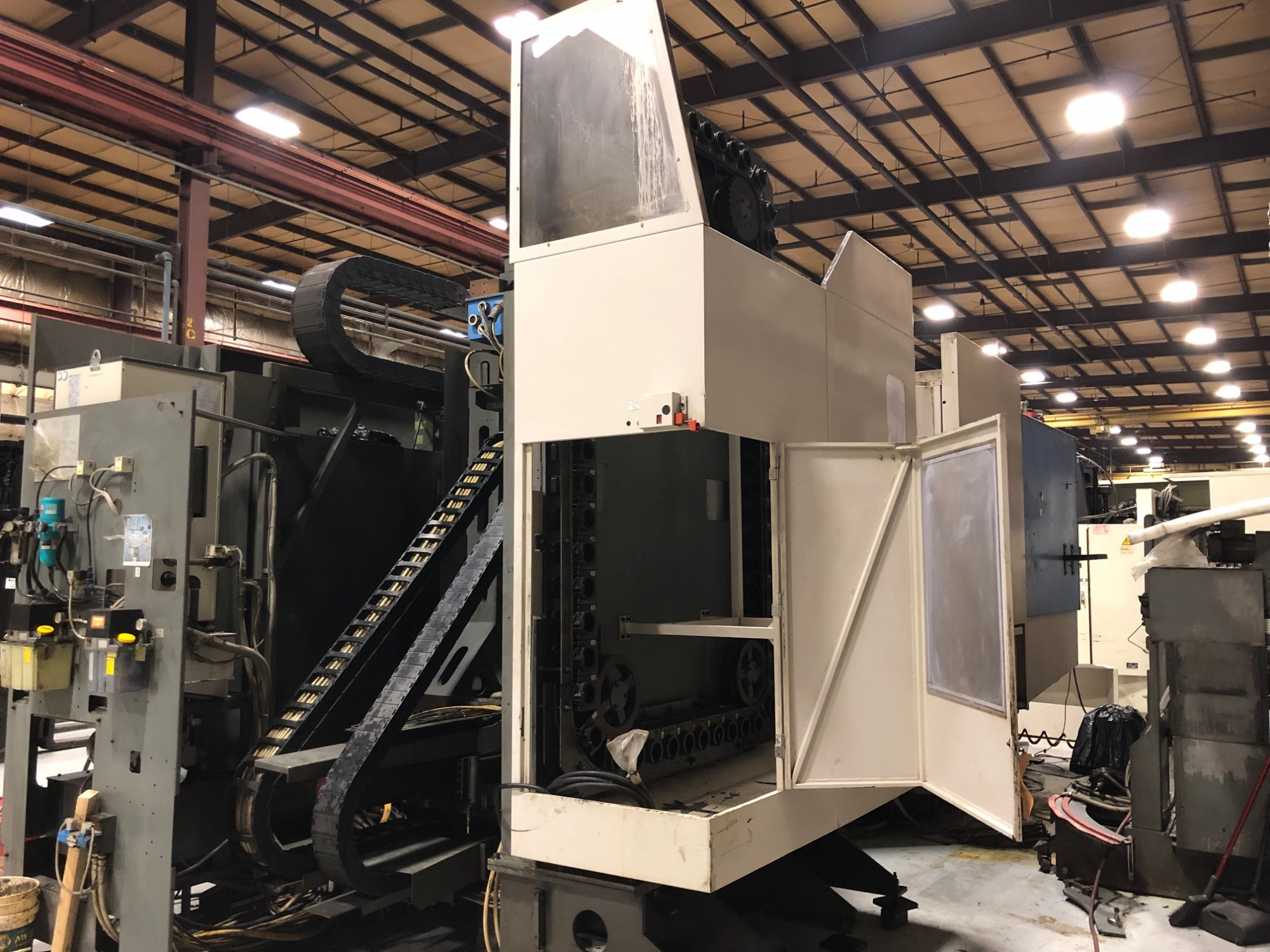 2007 TOYODA FA800 - Horizontal Machining Center