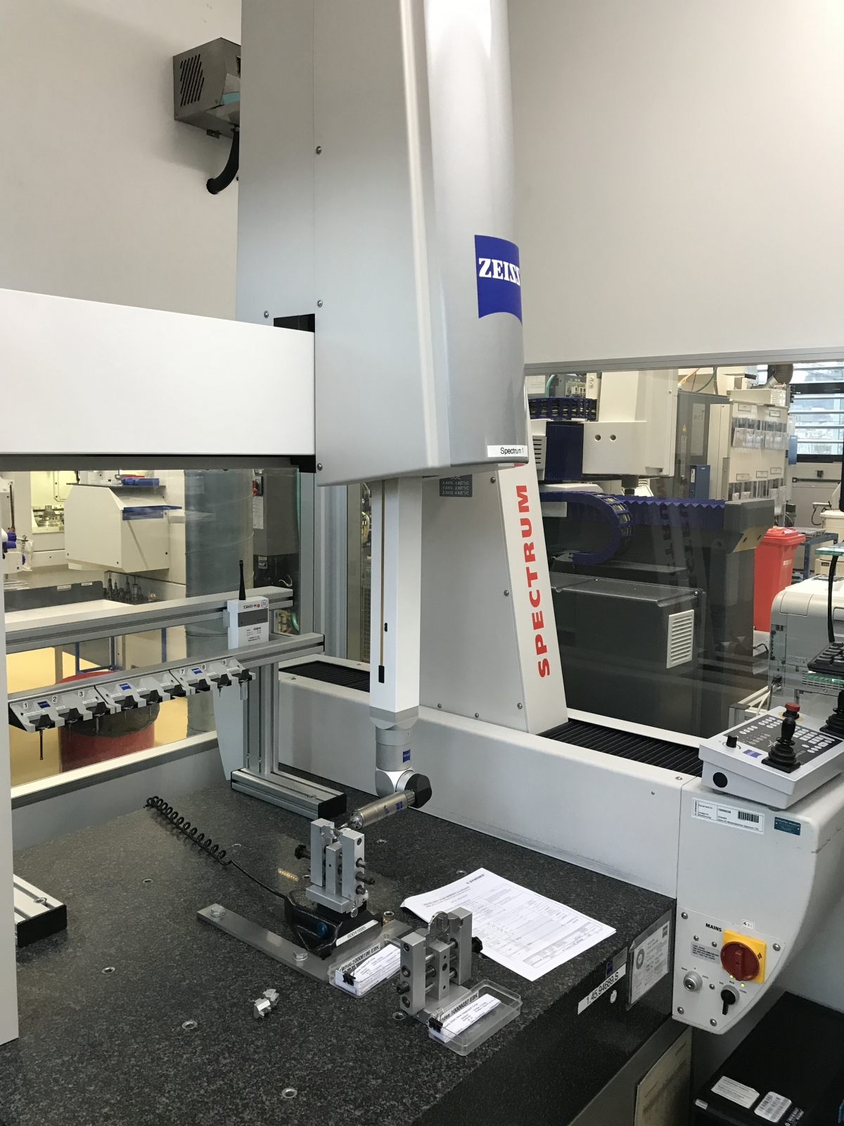 2005 ZEISS Spectrum 700 - CMM