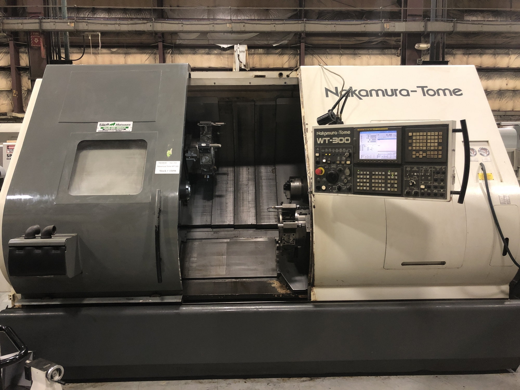 2005 NAKAMURA-TOME WT-300MMYS