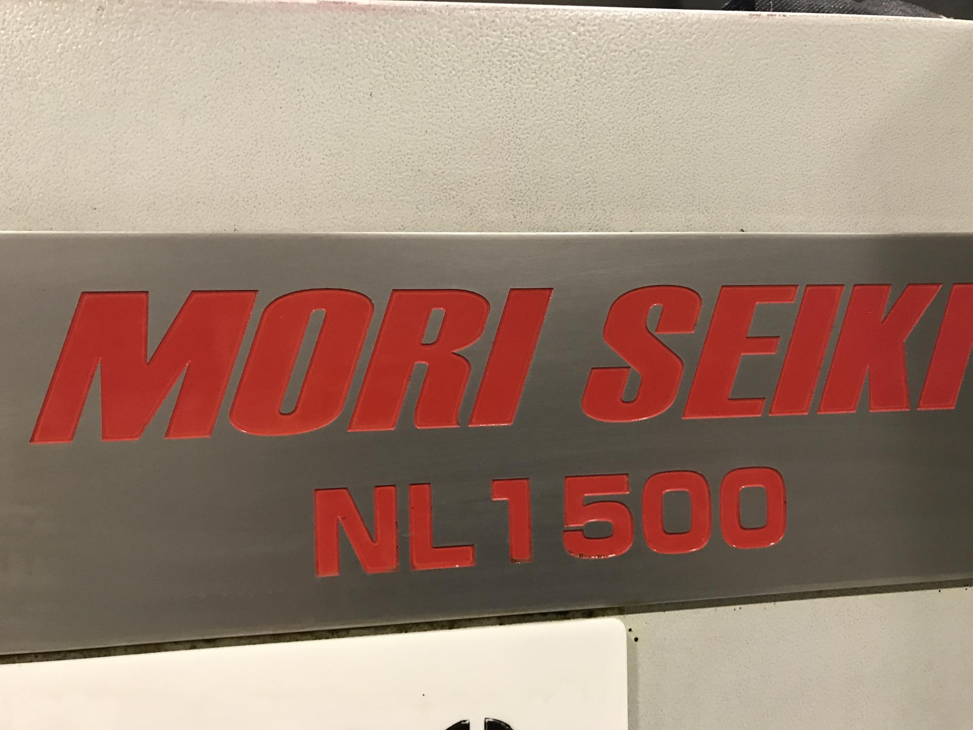 2007 MORI SEIKI NL1500Y/500 - CNC Horizontal Lathe