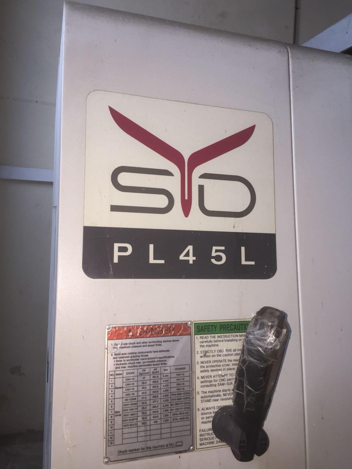 2014 SAMSUNG PL-45L