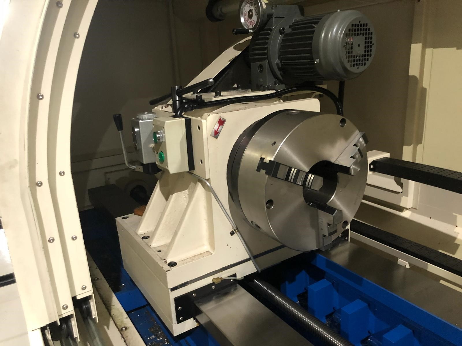 2014 MICROTAP XL-1500-CNC
