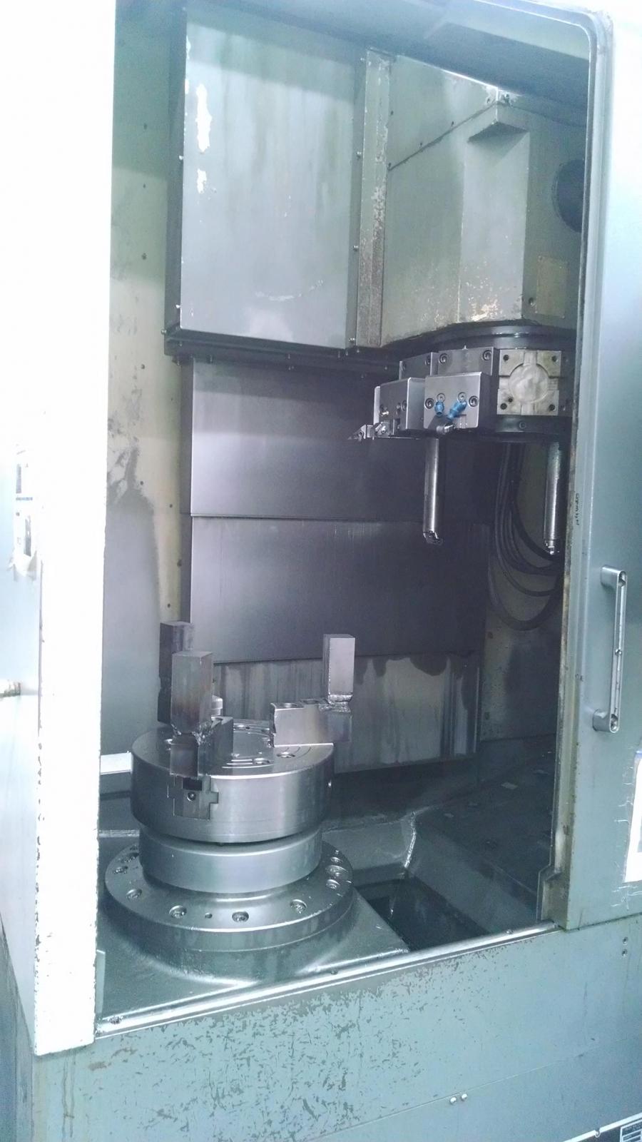 2008 HYUNDAI KIA SKT-V5R - CNC Horizontal Lathe