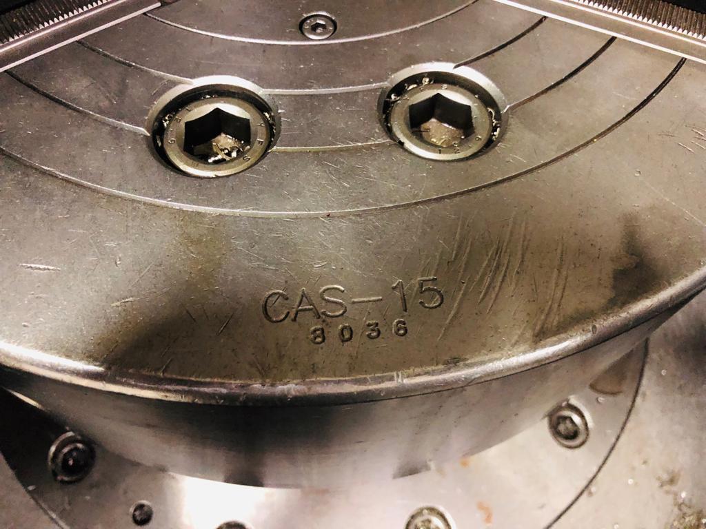 2008 HYUNDAI KIA SKT-V5L - CNC Horizontal Lathe