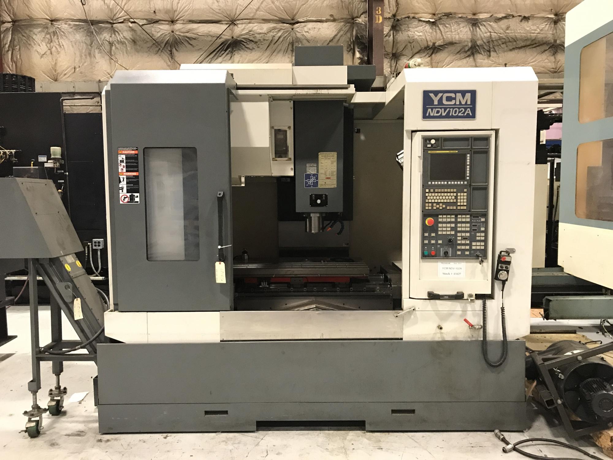 2011 YCM NDV-102A