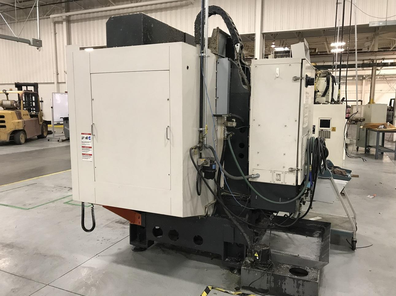 2010 BROTHER TC-S2D-0 - Vertical Machining Center