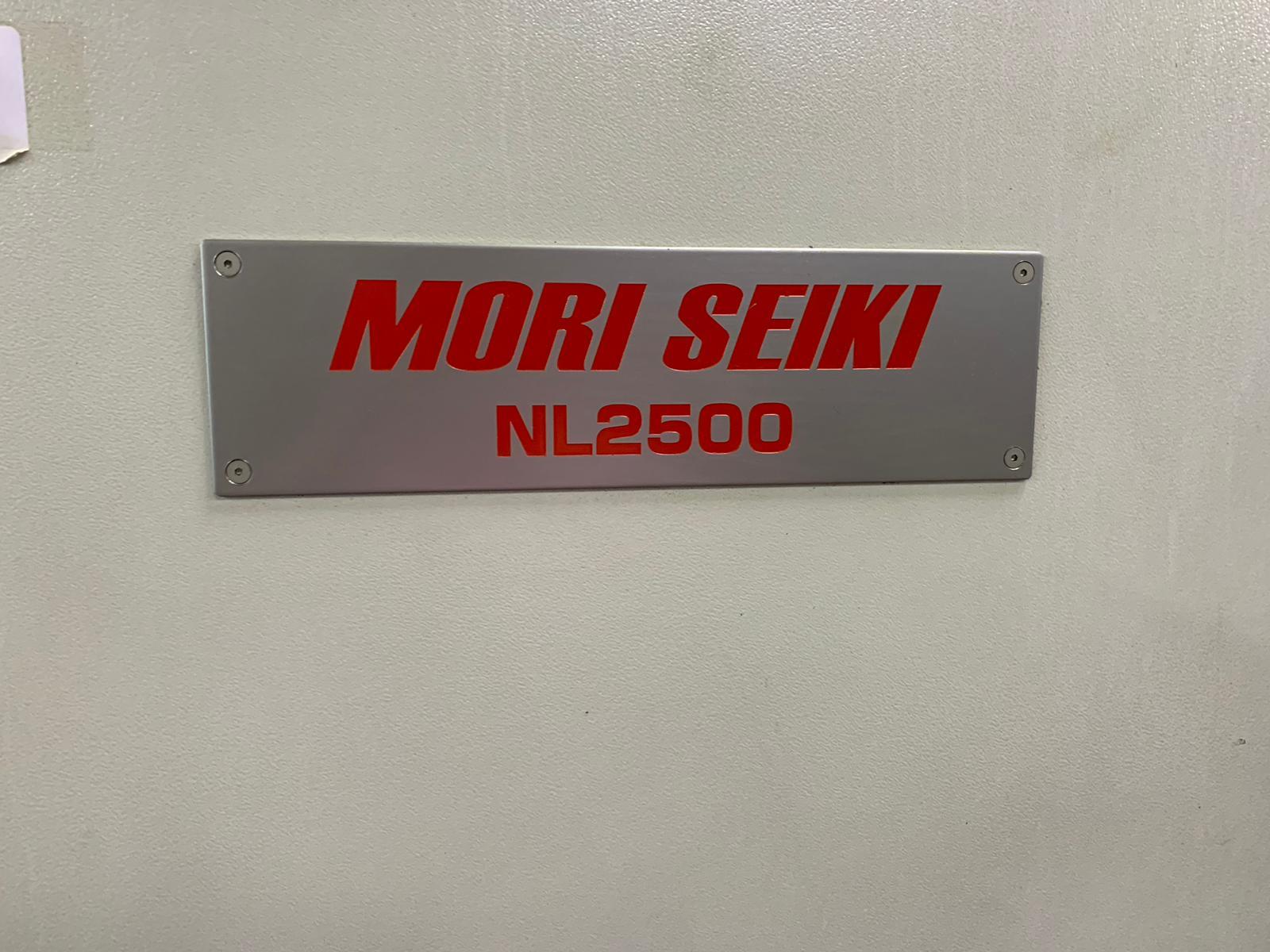 2006 MORI SEIKI NL2500Y/700 - CNC Horizontal Lathe