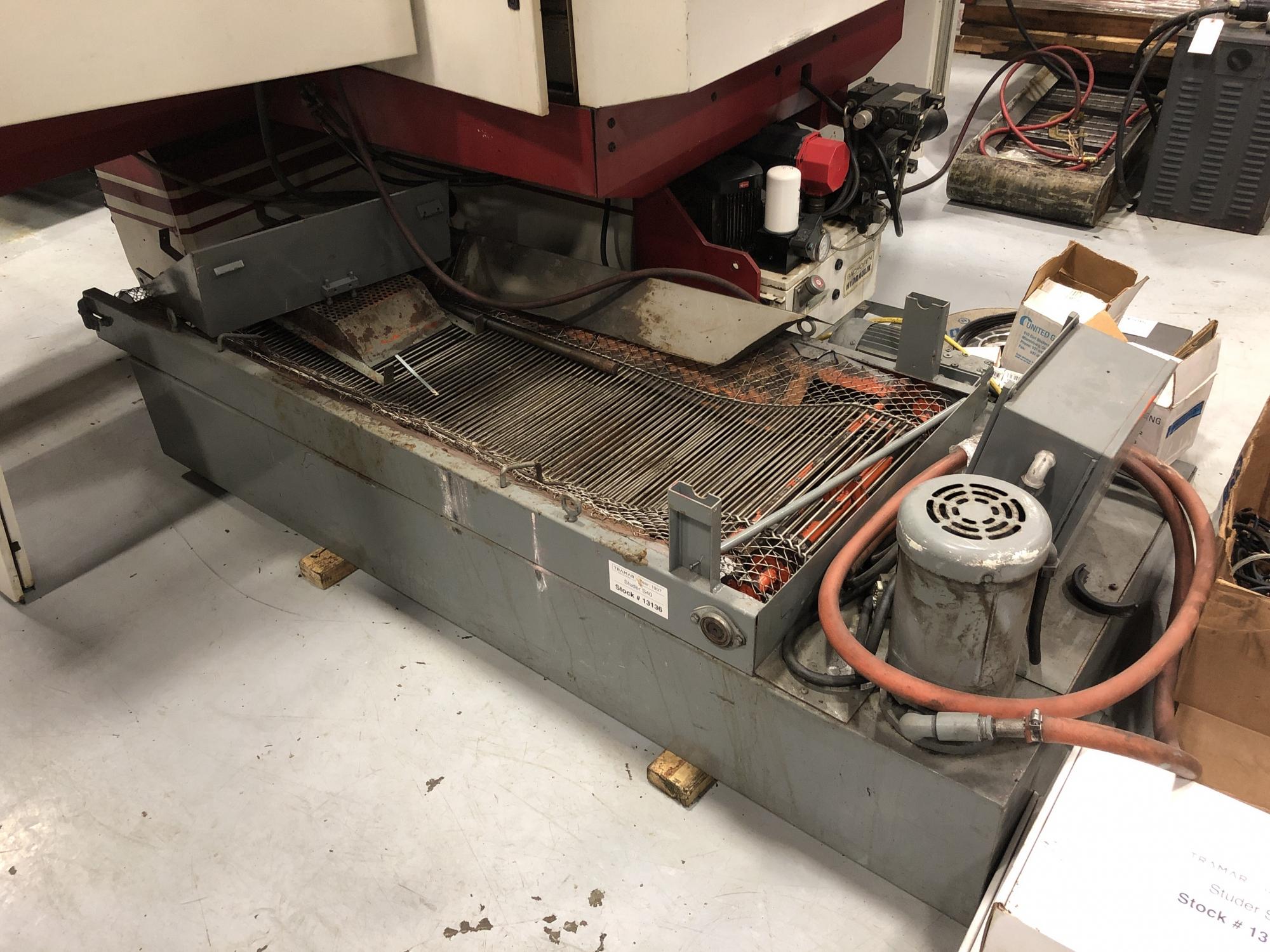 1997 STUDER S40 OD/ID - CNC Cylidrical Grinder