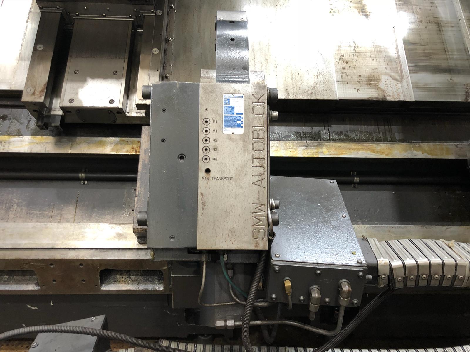 2014 HYUNDAI WIA L700LMA - CNC Horizontal Lathe