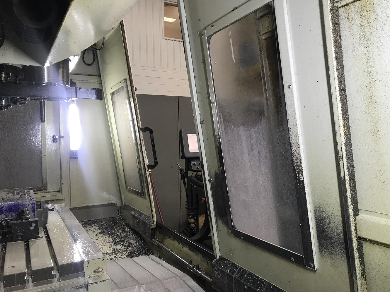2011 HURCO VMX-50 - Vertical Machining Center
