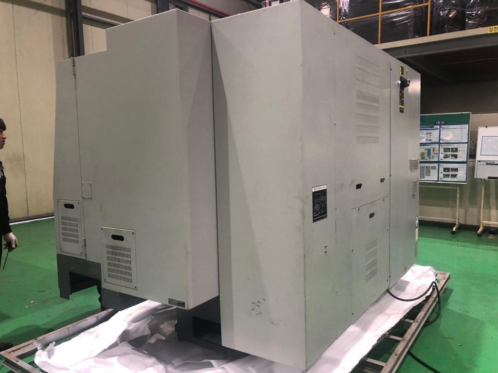 2012 HYUNDAI WIA L200SY - CNC Horizontal Lathe