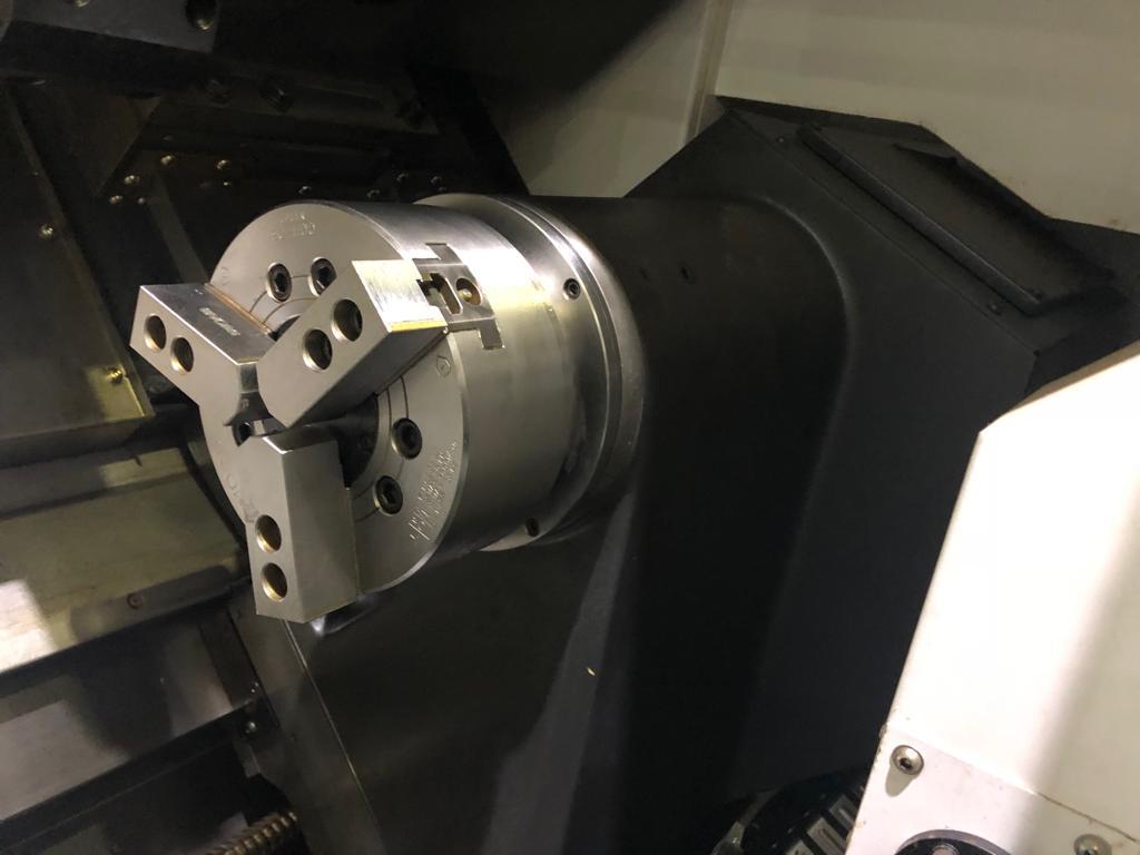 2015 HYUNDAI WIA L300MSA - CNC Horizontal Lathe