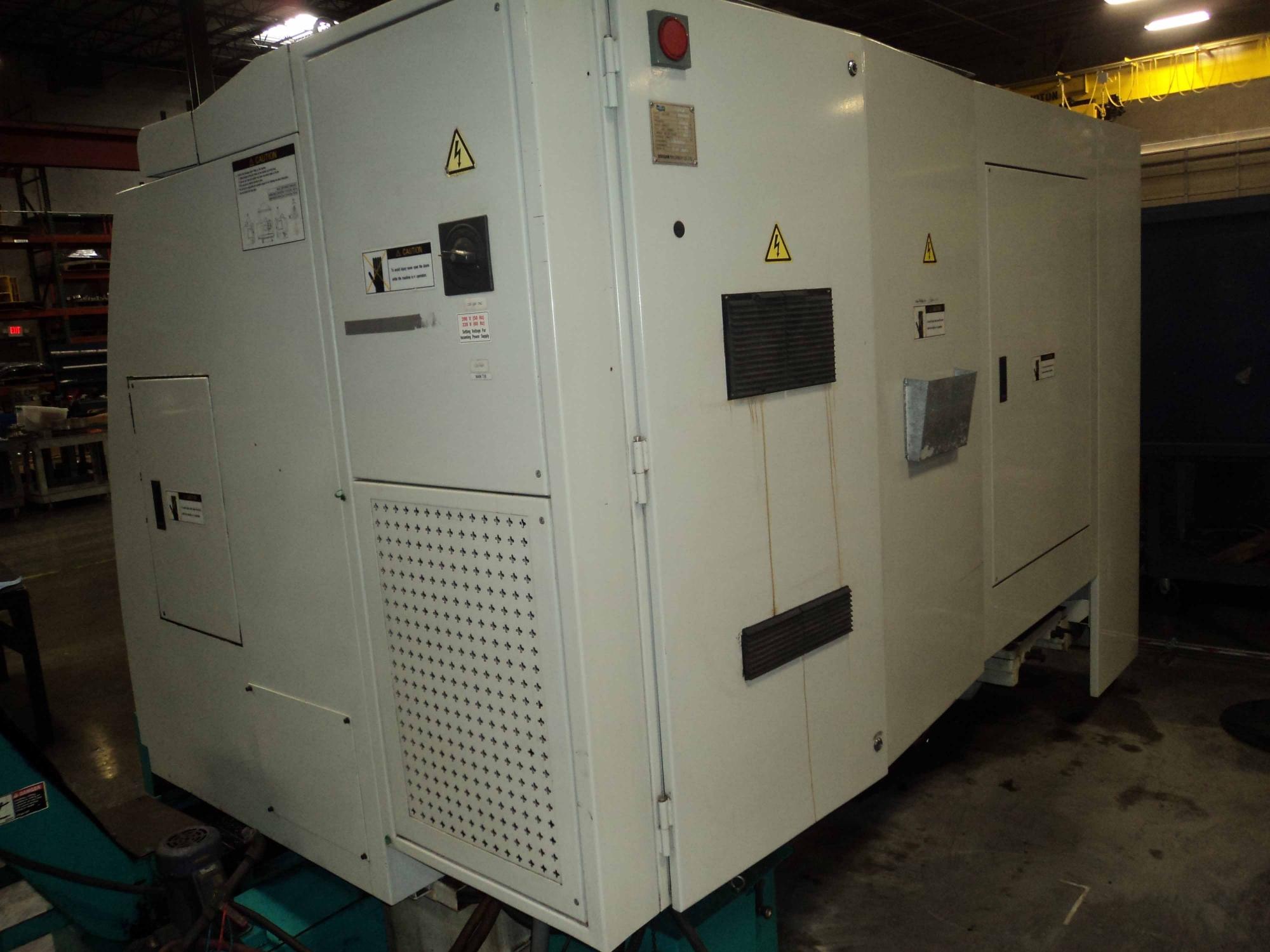 2001 DOOSAN 390L - CNC Horizontal Lathe