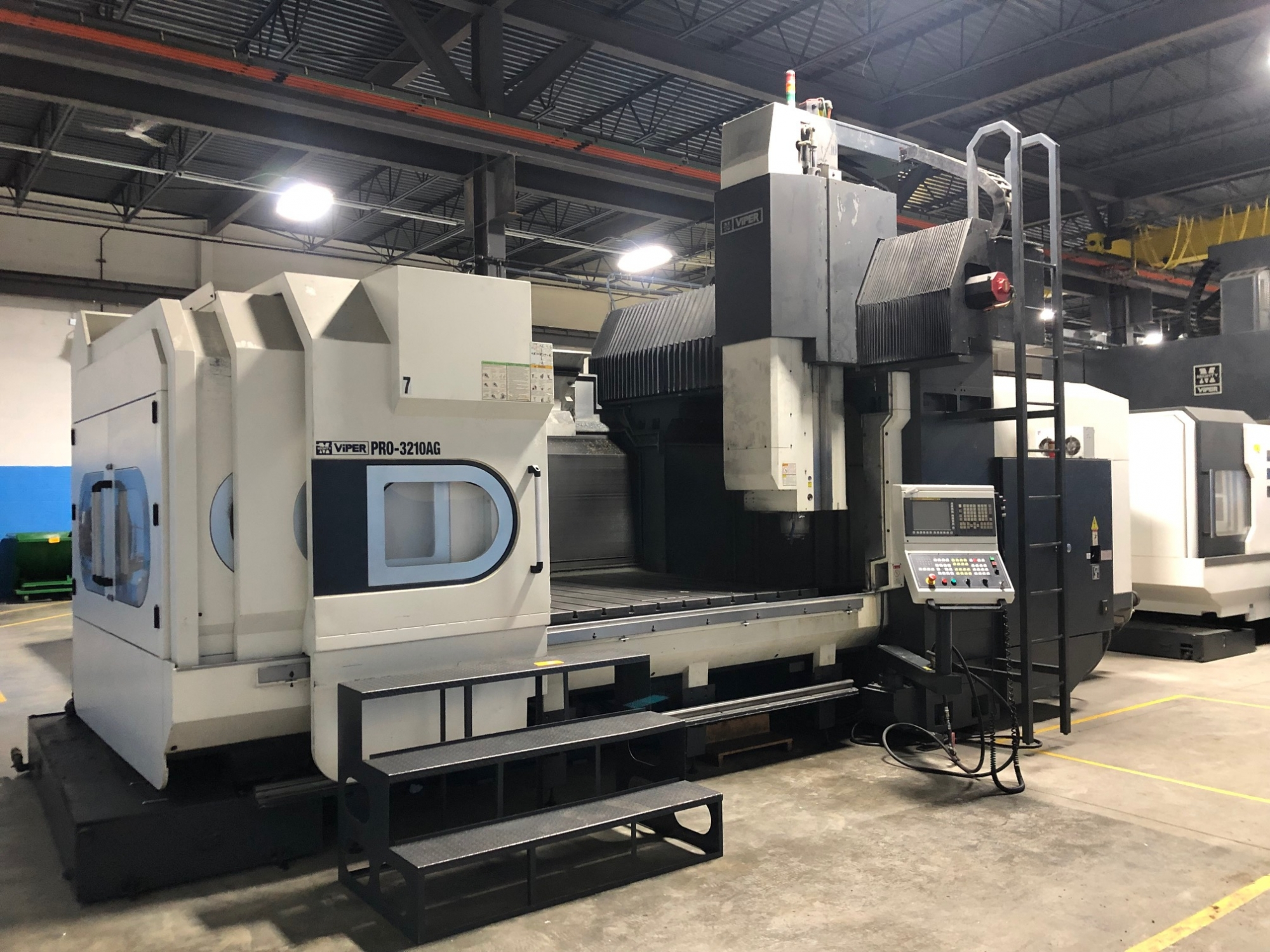 2012 MIGHTY VIPER Pro-3210AG - CNC Bridge Mill