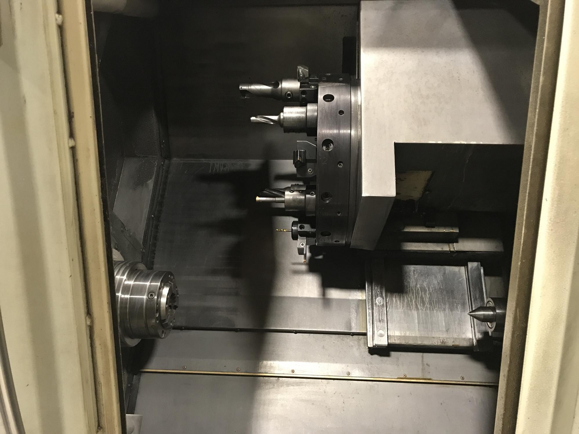 2007 GILDEMEISTER CTX-410 - CNC Horizontal Lathe
