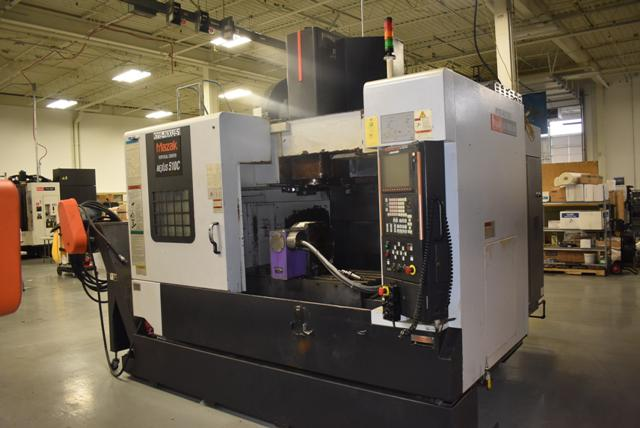 2004 MAZAK VCN-510C w/4th Axis - Vertical Machining Center