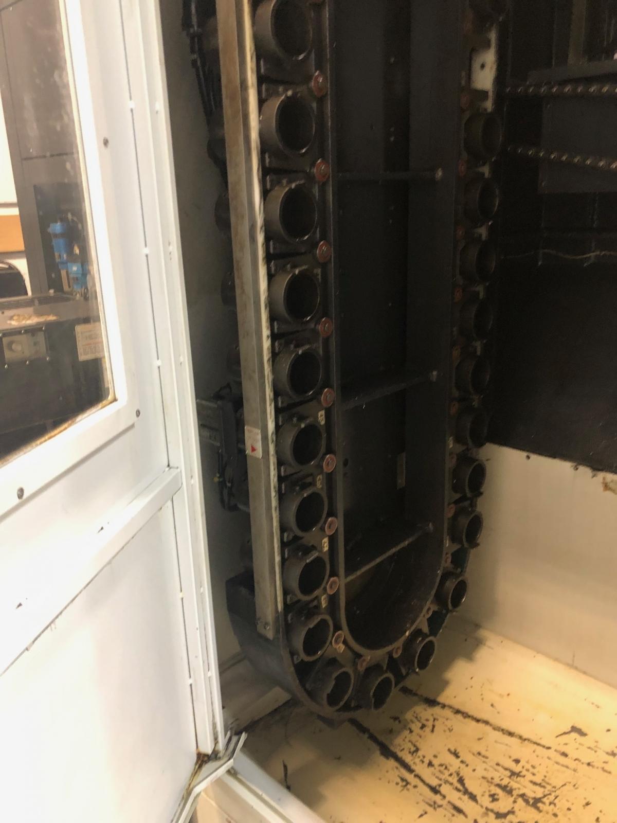 2014 OKK HM-600 CNC Horizontal Machining Center