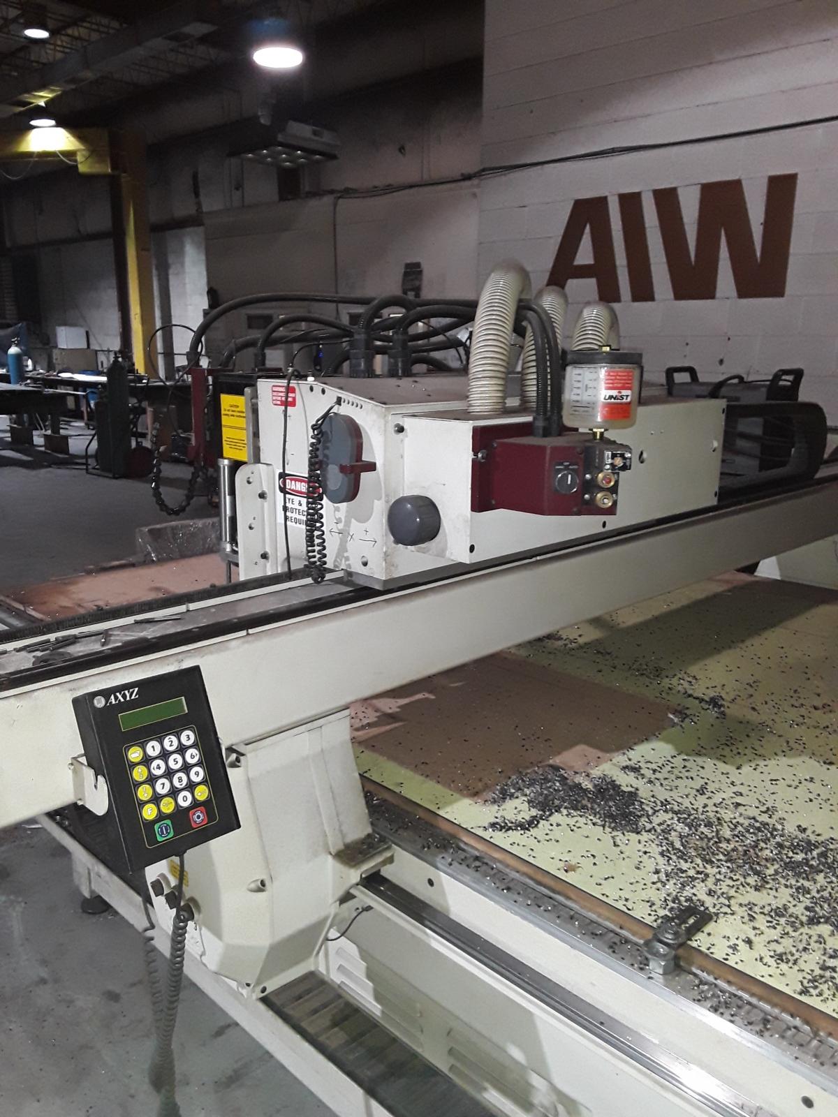 2007 AXYZ Panel Builder 5012