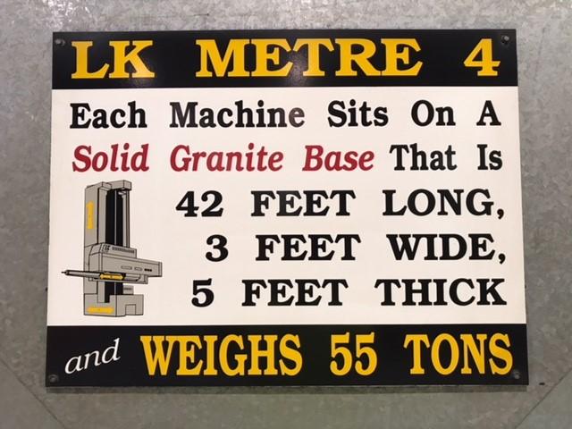 None LK Meter Four