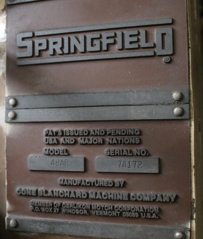 1985 SPRINGFIELD 48AR Universal