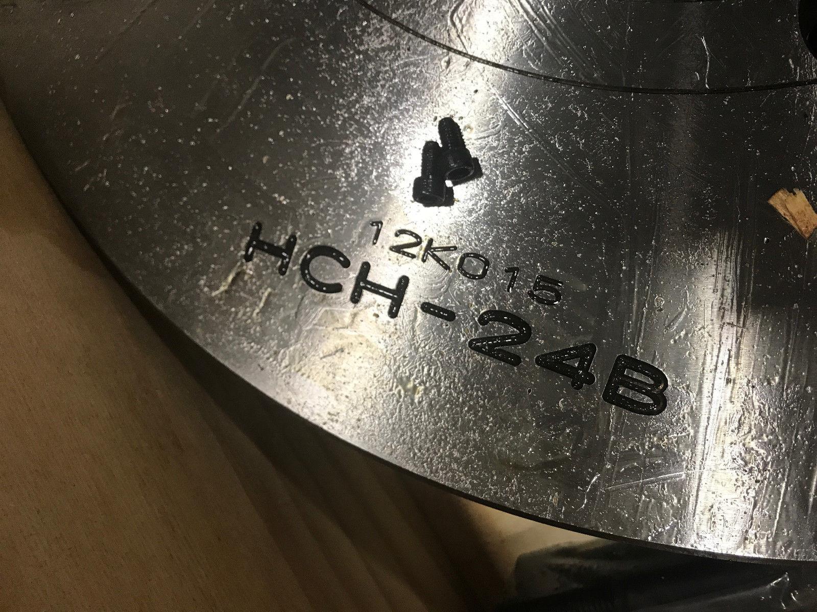 SAMCHULLY HCH-24B Hydraulic 24