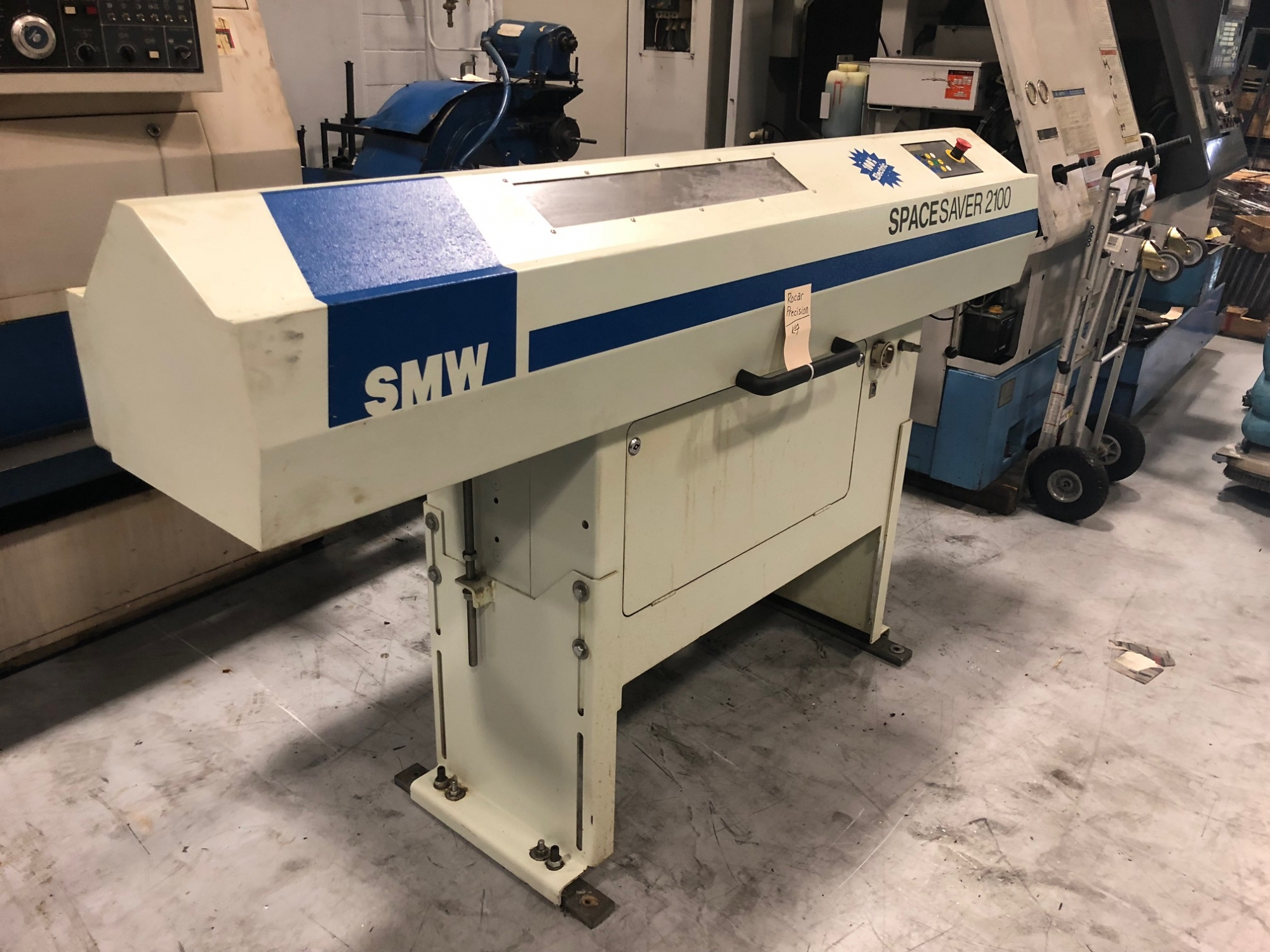 2005 SMW Spacesaver 2100