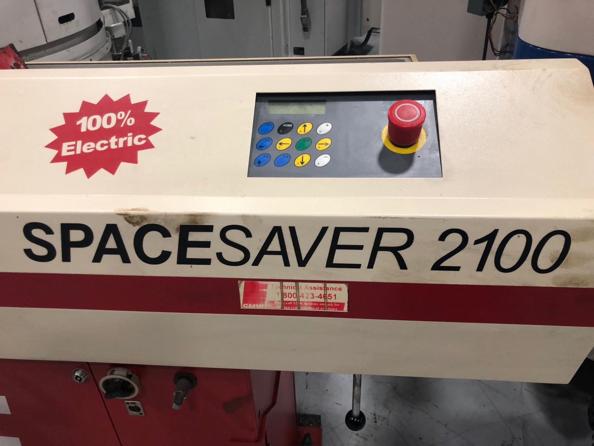 1998 SMW Spacesaver 2100