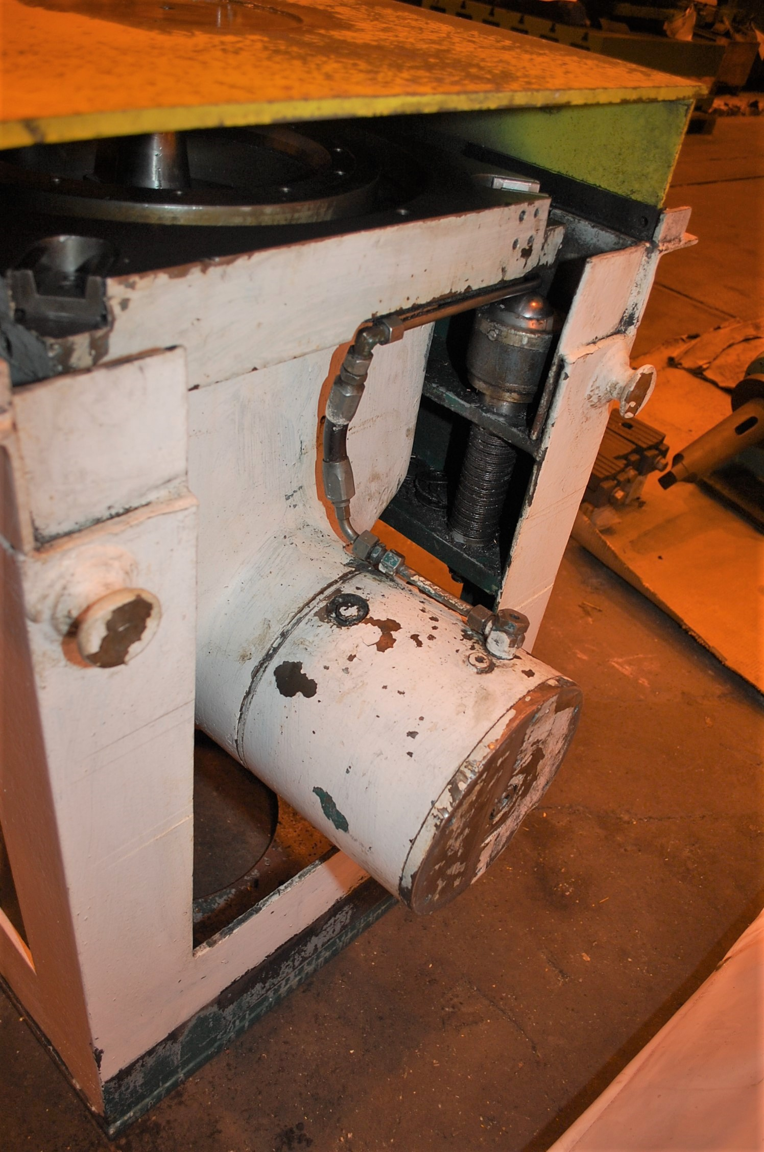 AUTO INDEXING CNC RIGHT ANGLE HEAD, INGERSOLL/WALDRICH