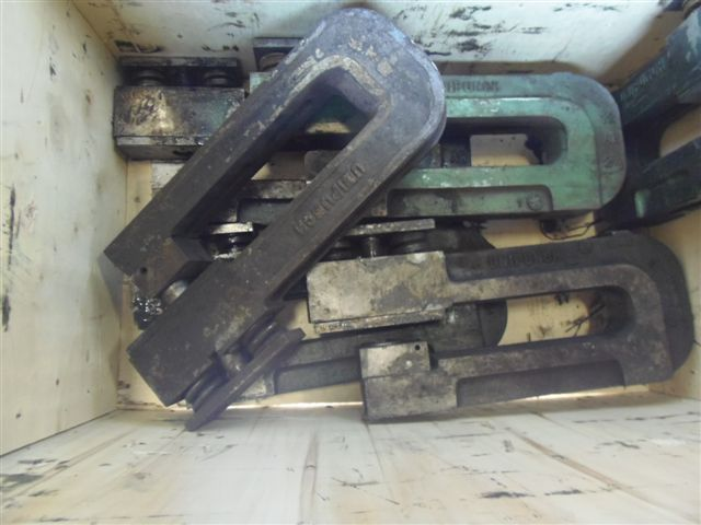 UNI-PUNCH PUNCH TOOLING, VARIOUS SIZES
