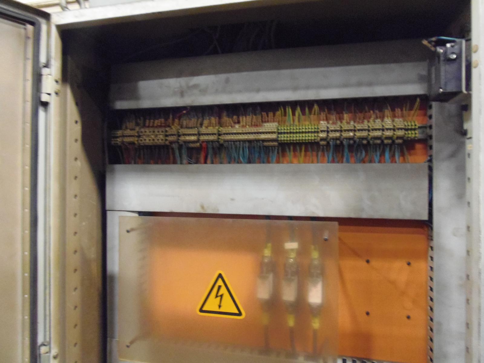 """4.75"""" WOTAN CUTMAX 2 CNC HORIZONTAL BORING MILL, 20 - 3000 RPM, 55 X 63 ROTARY TABLE, 60 ATC, PROBE, CT 50, 71 X 67 X 59 X 23, HEIDENHAIN iTNC 426, 41 HP, 1999"""